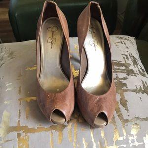 Just Polish Jessica Simpson Heel